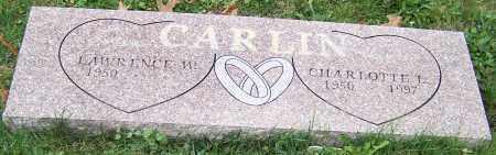 CARLIN, CHARLOTTE L. - Stark County, Ohio | CHARLOTTE L. CARLIN - Ohio Gravestone Photos
