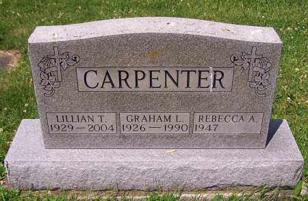 CARPENTER, REBECCA A. - Stark County, Ohio | REBECCA A. CARPENTER - Ohio Gravestone Photos
