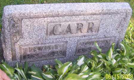 CARR, JOSEPHINE - Stark County, Ohio | JOSEPHINE CARR - Ohio Gravestone Photos