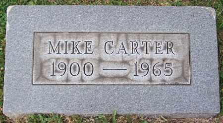 CARTER, MIKE - Stark County, Ohio | MIKE CARTER - Ohio Gravestone Photos