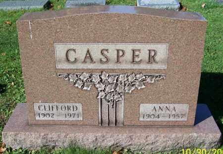 CASPER, CLIFFORD - Stark County, Ohio | CLIFFORD CASPER - Ohio Gravestone Photos