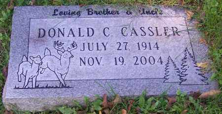 CASSLER, DONALD C. - Stark County, Ohio | DONALD C. CASSLER - Ohio Gravestone Photos