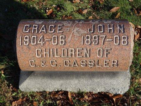 CASSLER, JOHN - Stark County, Ohio | JOHN CASSLER - Ohio Gravestone Photos