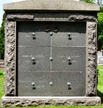 CASTEEL, IRMA - Stark County, Ohio | IRMA CASTEEL - Ohio Gravestone Photos