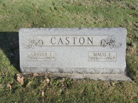 CASTON, GROVER E. - Stark County, Ohio | GROVER E. CASTON - Ohio Gravestone Photos