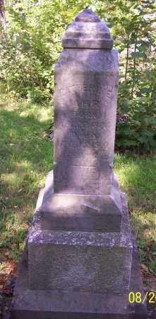 AHR, CATHARINE - Stark County, Ohio | CATHARINE AHR - Ohio Gravestone Photos