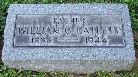 CATLETT, WILLIAM C. - Stark County, Ohio | WILLIAM C. CATLETT - Ohio Gravestone Photos