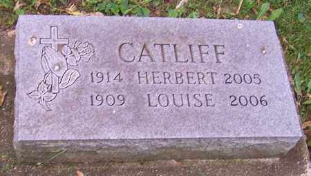 CATLIFF, HERBERT - Stark County, Ohio | HERBERT CATLIFF - Ohio Gravestone Photos