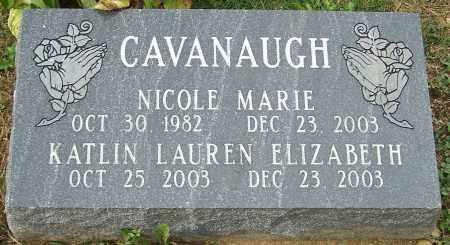 CAVANAUGH, KATLIN LAUREN ELIZABETH - Stark County, Ohio | KATLIN LAUREN ELIZABETH CAVANAUGH - Ohio Gravestone Photos