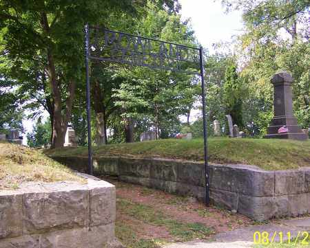 CEMETERY, ROWLAND 2 - Stark County, Ohio | ROWLAND 2 CEMETERY - Ohio Gravestone Photos