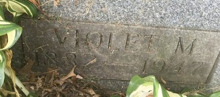 CHAIN, VIOLET M. - Stark County, Ohio   VIOLET M. CHAIN - Ohio Gravestone Photos
