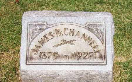 CHANNELL, JAMES B. - Stark County, Ohio   JAMES B. CHANNELL - Ohio Gravestone Photos