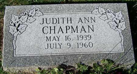 CHAPMAN, JUDITH ANN - Stark County, Ohio   JUDITH ANN CHAPMAN - Ohio Gravestone Photos