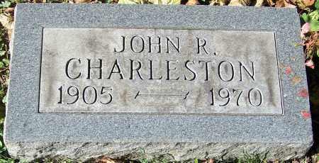 CHARLESTON, JOHN R. - Stark County, Ohio   JOHN R. CHARLESTON - Ohio Gravestone Photos