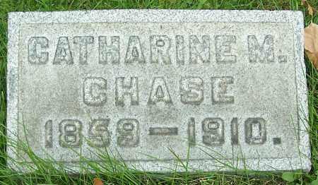 CHASE, CATHARINE M. - Stark County, Ohio | CATHARINE M. CHASE - Ohio Gravestone Photos