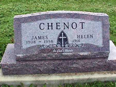 PAYSER CHENOT, HELEN - Stark County, Ohio | HELEN PAYSER CHENOT - Ohio Gravestone Photos
