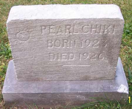 CHIKI, PEARL - Stark County, Ohio   PEARL CHIKI - Ohio Gravestone Photos