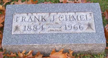 CHMEL, FRANK J. - Stark County, Ohio | FRANK J. CHMEL - Ohio Gravestone Photos