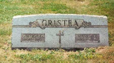 CHRISTEA, MARIE - Stark County, Ohio | MARIE CHRISTEA - Ohio Gravestone Photos