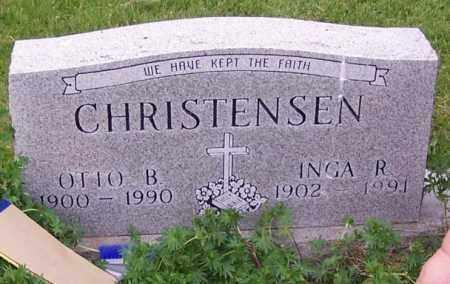 CHRISTENSEN, OTTO B. - Stark County, Ohio | OTTO B. CHRISTENSEN - Ohio Gravestone Photos