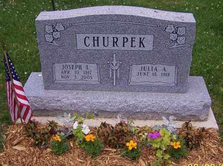 CHURPEK, JOSEPH L. - Stark County, Ohio | JOSEPH L. CHURPEK - Ohio Gravestone Photos