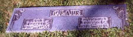 CLAIR, ROBERT I. - Stark County, Ohio | ROBERT I. CLAIR - Ohio Gravestone Photos