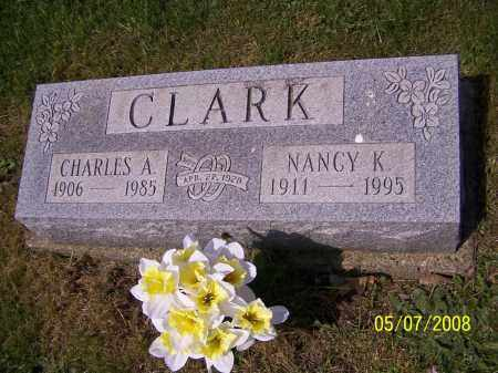 CLARK, NANCY K. - Stark County, Ohio | NANCY K. CLARK - Ohio Gravestone Photos