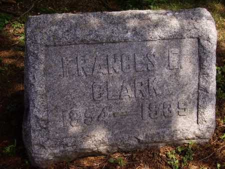 CLARK, FRANCES E. - Stark County, Ohio   FRANCES E. CLARK - Ohio Gravestone Photos