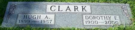 CLARK, HUGH A. - Stark County, Ohio | HUGH A. CLARK - Ohio Gravestone Photos