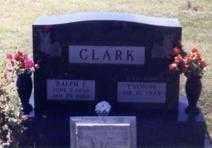 CLARK, RALPH E. - Stark County, Ohio   RALPH E. CLARK - Ohio Gravestone Photos