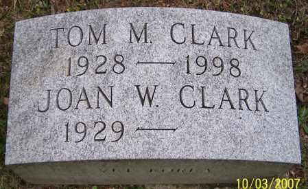 CLARK, JOAN W. - Stark County, Ohio | JOAN W. CLARK - Ohio Gravestone Photos