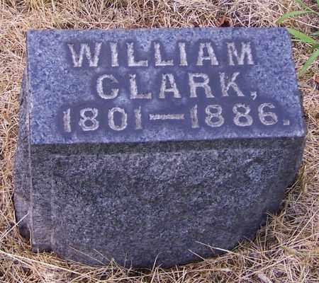 CLARK,, WILLIAM - Stark County, Ohio   WILLIAM CLARK, - Ohio Gravestone Photos