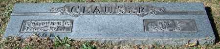 CLAUSER, GOTTLIEB G. - Stark County, Ohio | GOTTLIEB G. CLAUSER - Ohio Gravestone Photos