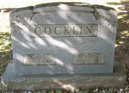 COCKLIN, CARL - Stark County, Ohio   CARL COCKLIN - Ohio Gravestone Photos