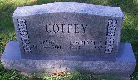 COFFEY, IRENE - Stark County, Ohio | IRENE COFFEY - Ohio Gravestone Photos