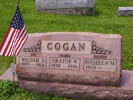 PALMER COGAN, ROSELLA M. - Stark County, Ohio | ROSELLA M. PALMER COGAN - Ohio Gravestone Photos