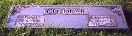 COJOCAR, NICK - Stark County, Ohio | NICK COJOCAR - Ohio Gravestone Photos