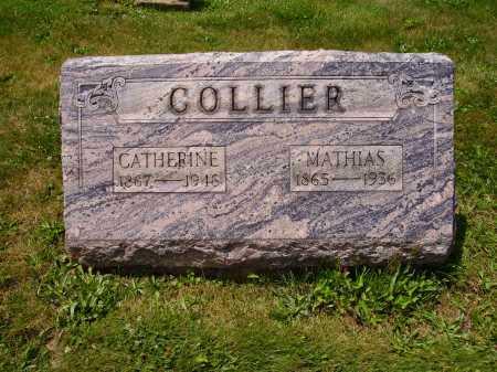 PRICE COLLIER, CATHERINE - Stark County, Ohio | CATHERINE PRICE COLLIER - Ohio Gravestone Photos