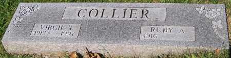 COLLIER, VIRGIL T. - Stark County, Ohio | VIRGIL T. COLLIER - Ohio Gravestone Photos