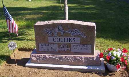 COLLINS, GERALD T. - Stark County, Ohio | GERALD T. COLLINS - Ohio Gravestone Photos