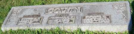 COLVIN, THOMAS C. - Stark County, Ohio | THOMAS C. COLVIN - Ohio Gravestone Photos