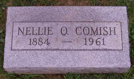 COMISH, NELLIE O. - Stark County, Ohio   NELLIE O. COMISH - Ohio Gravestone Photos