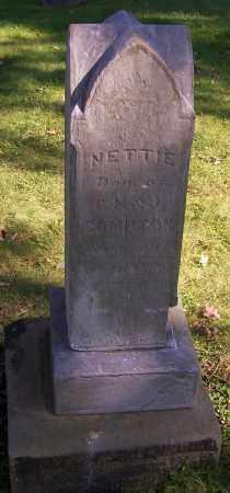 COMPTON, NETTIE - Stark County, Ohio | NETTIE COMPTON - Ohio Gravestone Photos