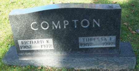 COMPTON, RICHARD K. - Stark County, Ohio | RICHARD K. COMPTON - Ohio Gravestone Photos