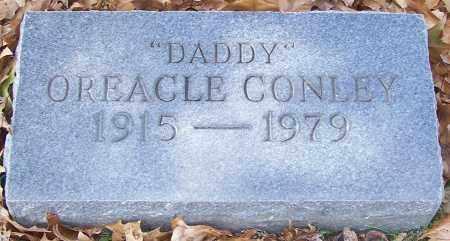CONLEY, OREAGLE - Stark County, Ohio | OREAGLE CONLEY - Ohio Gravestone Photos