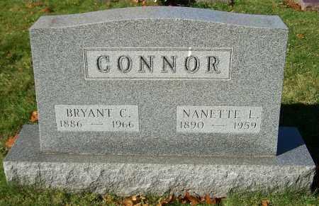 CONNOR, BRYANT C. - Stark County, Ohio | BRYANT C. CONNOR - Ohio Gravestone Photos