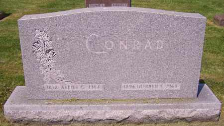 CONRAD, MILDRED G. - Stark County, Ohio | MILDRED G. CONRAD - Ohio Gravestone Photos