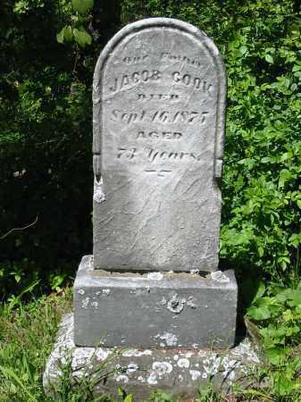 COOK, JACOB - Stark County, Ohio | JACOB COOK - Ohio Gravestone Photos