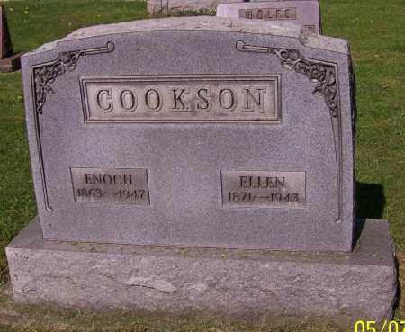 COOKSON, ENOCH - Stark County, Ohio | ENOCH COOKSON - Ohio Gravestone Photos
