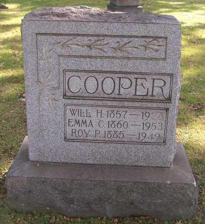 COOPER, ROY P. - Stark County, Ohio | ROY P. COOPER - Ohio Gravestone Photos